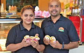 Rosie's Operators excited about extra sales and profit