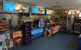 Rosie's Add On Fast Food System - Heritage Highway Roadhouse