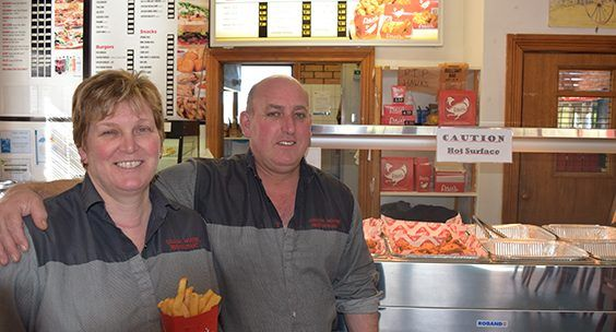 More happy Rosie's operators - add big profits to your existing takeaway business!