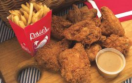 Rosie's Chicken & Chips - Australia's Tastiest Chicken