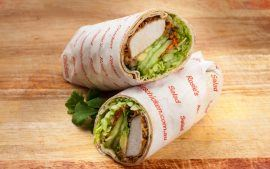 Rosie's Salad Wraps - Australia's Tastiest Chicken