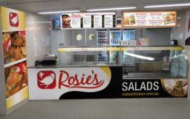Rosie's Add On Fast Food System - University of Canberra